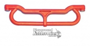 Playground Combo Trapeze Bar Ring- RED